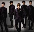 L to R: Junsu, Yoochun, Jaejong, Yunho, Changmin; Credit: TVXQ Promotional Photo 3rd Asia Tour