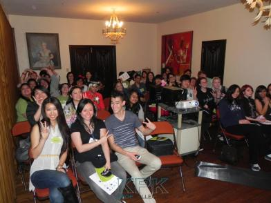 Audience at KPK's presentation at KPOPCON 2013; Photo credit: Kaetrena Davis Kendrick