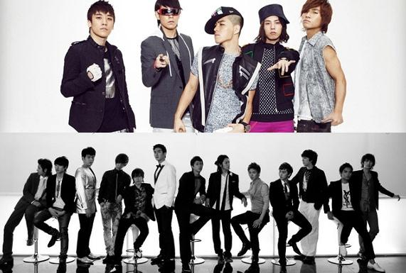 Big Band and Super Junior