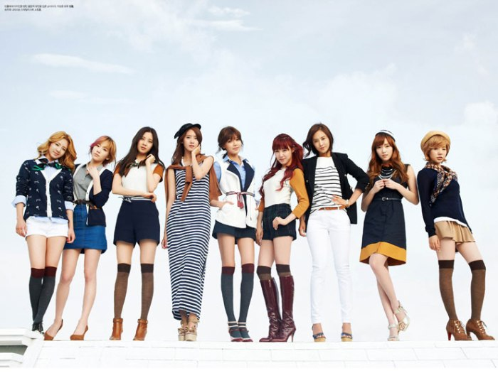 Fandom Case Study: Girls' Generation (SNSD)