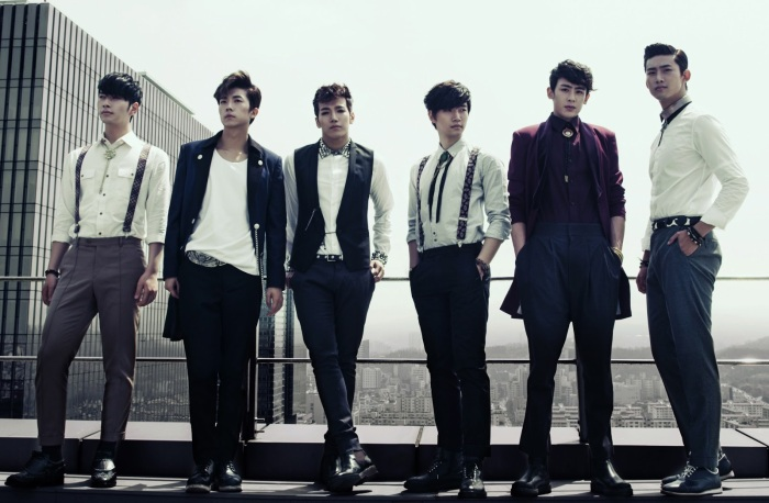 The Music of 2PM