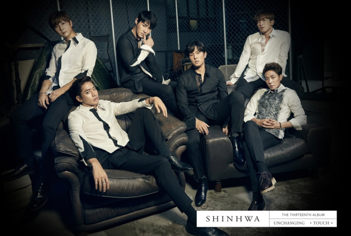 Shinhwa: Music and Video